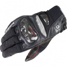 Мотоперчатки Komine GK-819 Carbon Protect W-Gloves