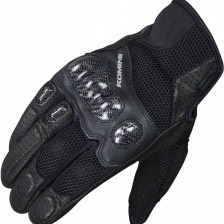 Мотоперчатки Komine GK-197 Carbon Protect 3DM-Gloves-SENNA