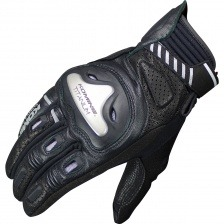 Мотоперчатки Komine GK-200 SuperFIT Titanium L-Gloves R-SPEC