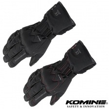 Мотоперчатки Komine GK-828 AIR GEL Protect W-Gloves
