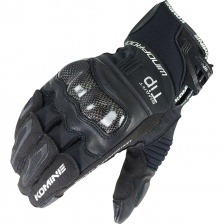 Мотоперчатки Komine GK-821 Carbon Protect Windproof Gloves