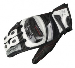 Мотоперчатки Komine GK-193 Protect Leather M-Gloves-GUREN