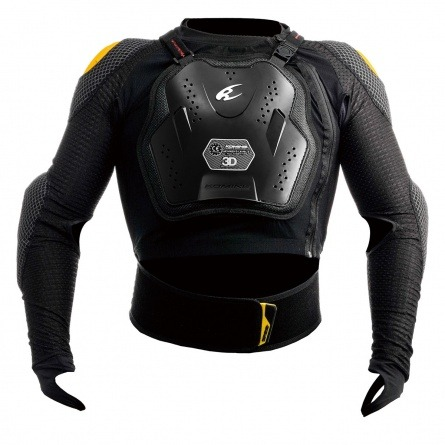 Моточерепаха Komine SK-823 CE Level 2 Safety JKT
